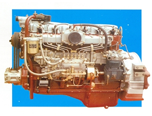 أنتجت التجربة الناجحة أول محرك ديزل 6110 كشف النقاب عن مقدمة التحول لإنتاج محرك ديزل للمركبة