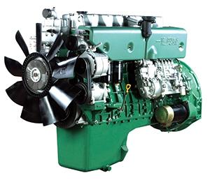 بدأ العمل للمرة الثالثة إنتاج تجريبي ناجح لمحرك الديزل CA6DL