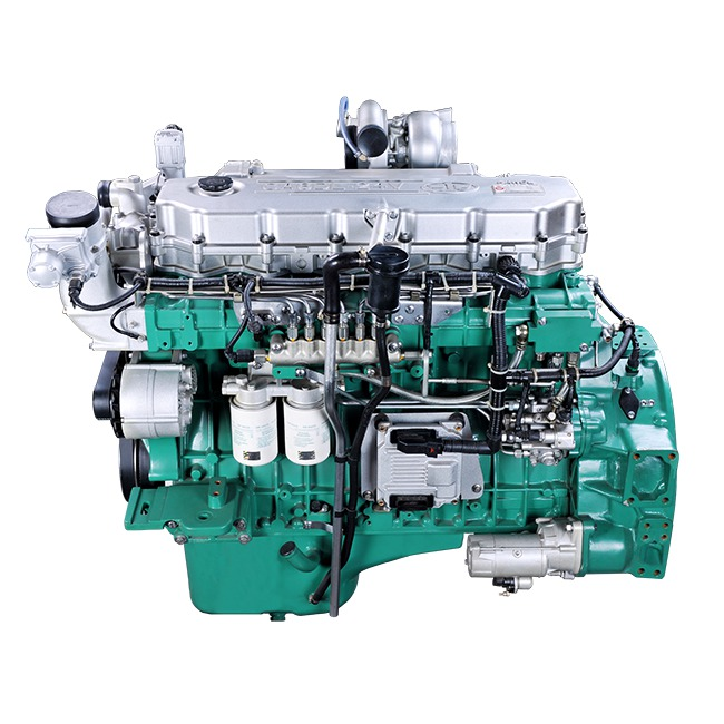 EURO IV Vehicle Engine CA6DL1 series