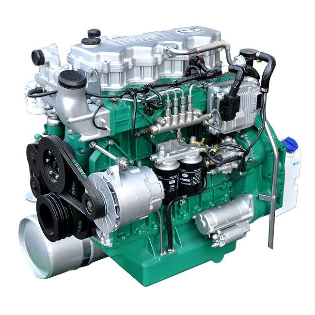 EURO IV Vehicle Engine CA4DL series