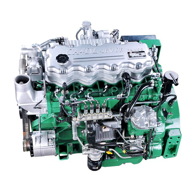 EURO IV Vehicle Engine CA4DLD series