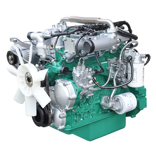 EURO IV Vehicle Engine 4DW series