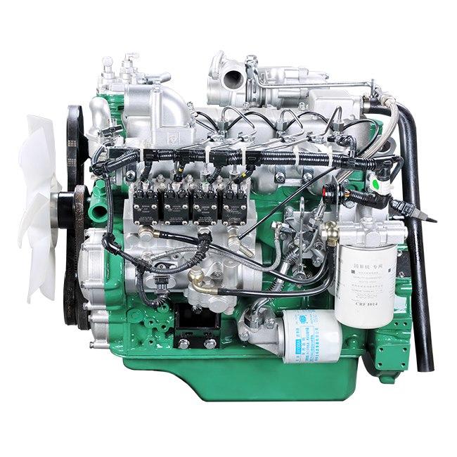 EURO III Vehicle Engine 4DW series