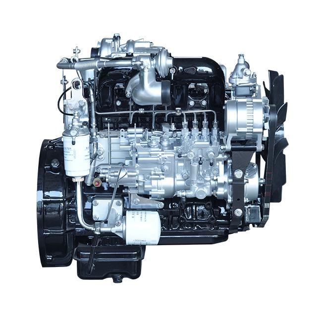 EURO II Vehicle Engine 4DX series