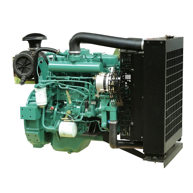 4DX Generating Set Engine